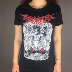 Sinners Bleed Shirt Girlie...