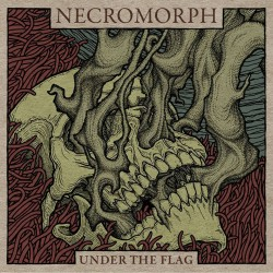 Necromorph CD Under the Flag
