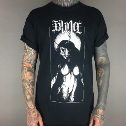 Khyler T-Shirt Logo weiß +...